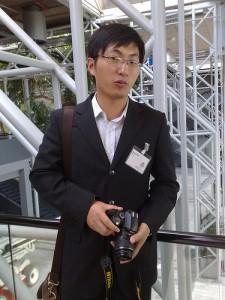 Ding Dawei. Journaliste chinois et nouveau blogueur