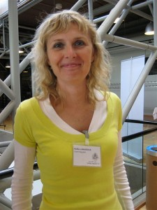 Radka Lankasova, République Tchèque