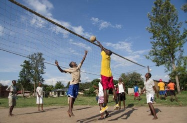 Burundi : le centre sportif Peace & Sport de Gihanga  - Photo Peace and Sport