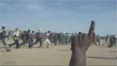 Tuareg in marcia a Kidal per rivendicare la autonomia della regione Azawad
