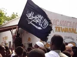 The black flag of Islamist fundamentalists flies over Timbuktu by Boubacar Bah on Twitter