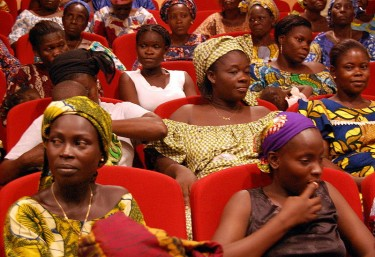 Conference on Culture, Gender and Society at Benin ENA, 2007. Photo from Wikipedia (Creative Commons)