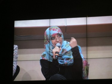 Tawakkol Karman World Forum for Democracy Strasbourg