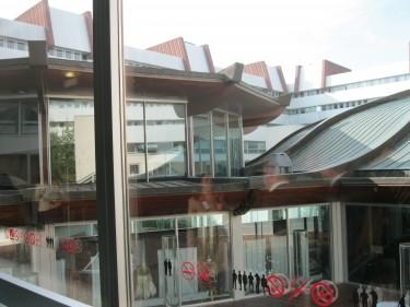 Interno del Palazzo d'Europa (Strasburgo)