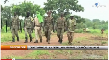 Capture d'écran - Reportage Al Qarra TV posté sur Youtube