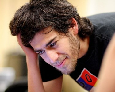 Aaron Swartz a un meetup di Wikipedia a Boston, Sage Ross