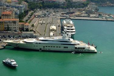 Il secondo yacht più costoso del mondo è del figlio di Obiang