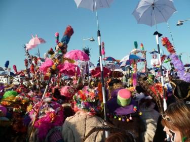 Carnavaleux dans la Bande de Dunkerque