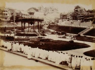 Jardin Andohalo — at Antananarivo sur Madagascar Hier