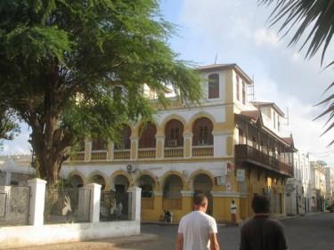 Quartier européen à Djibouti via Wikimédia - Public Domain