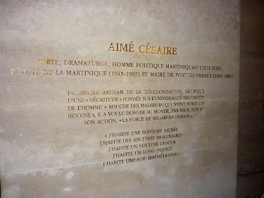 La Lucha Del Poeta Aimé Césaire Continúa Con Más Fuerza Que