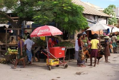 Le marché de Toliara - via wikimédia CC-NC-BY 3.0