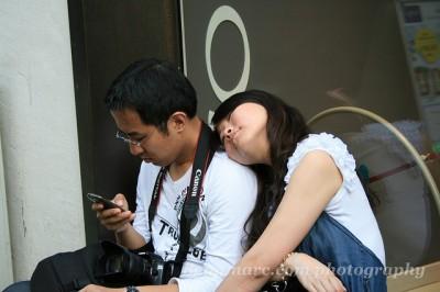 Touristes chinois par Marc Ben Fatma - license CC-BY-NC-2.0