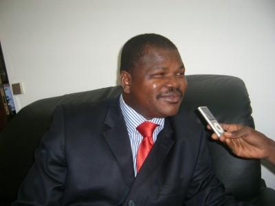 Le Ministre Barthelemy Kassa via nouvelles mutations (avec leur permission)