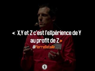 Image de la campagne de promotion publiée sur la page facebook X Yet Z