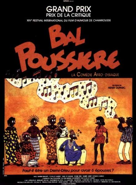 Poster du film BAL POUSSIERE - Domaine public