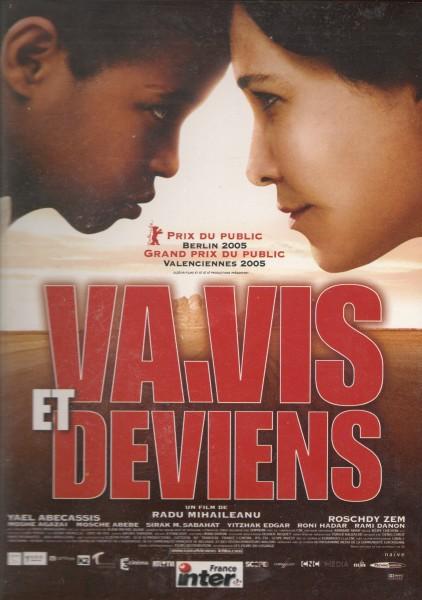 Poster du film Va, Vis et Deviens - Public Domain