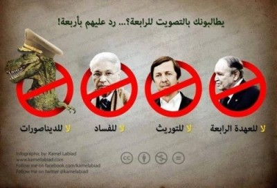 4e mandat satire