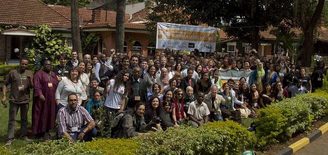 Conférence Global Voices à   Nairobi