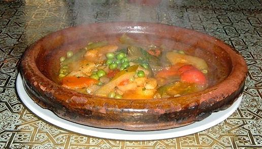 Tajine du Maroc via wikimedia commons