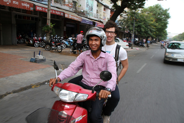 InterFaith Tour en Asie - avec leur permission