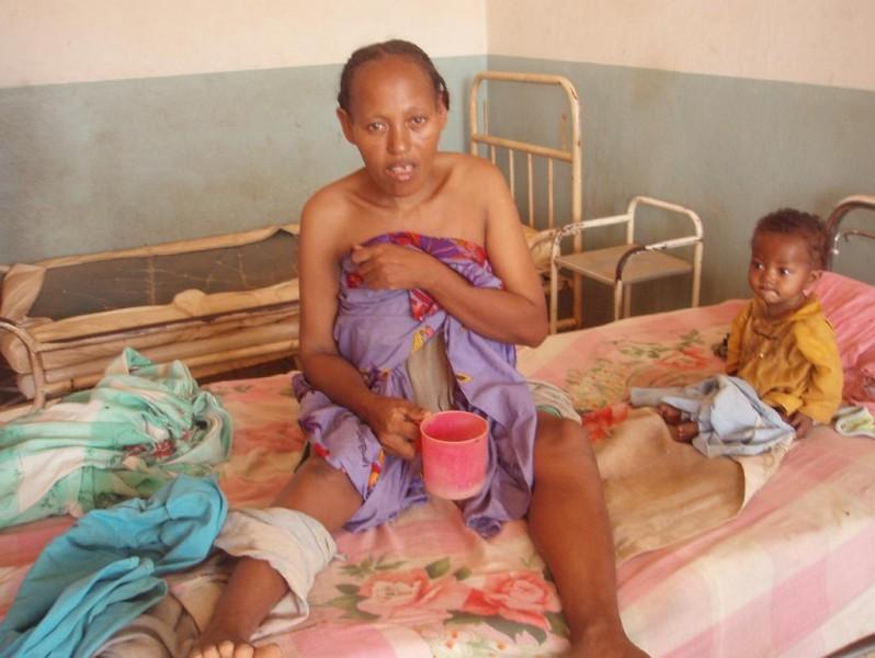 Chambre d' hôpital à Mandritsara, Madagascar - CC BY 2.0