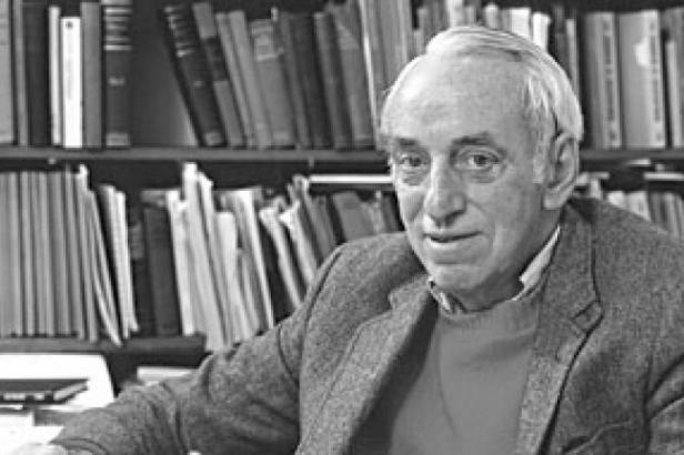 James Tobin (1918-2002) , économiste - Domaine public