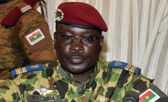 Lieutenant Colonel Zida - domaine public