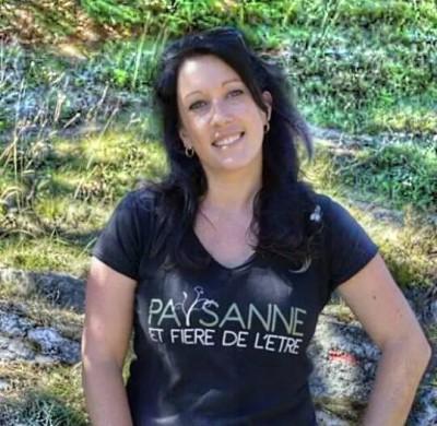 Milie, Miss France Agricole, et son T-shirt militant