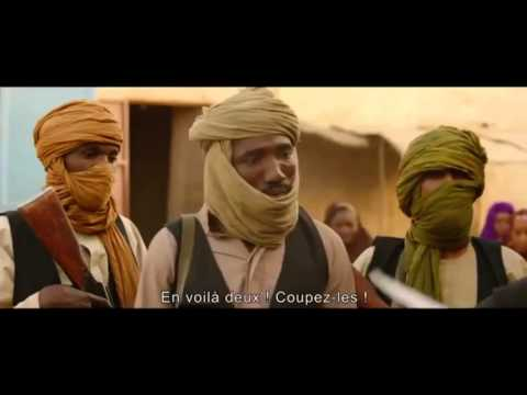 Capture d'écran du film Timbuktu