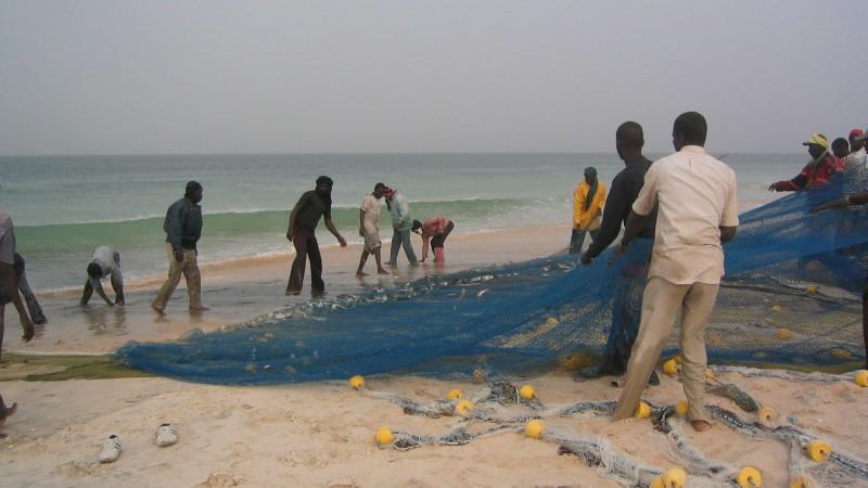 Plage a Nouakchott, Mautritanie via wikipedia CC BY 30