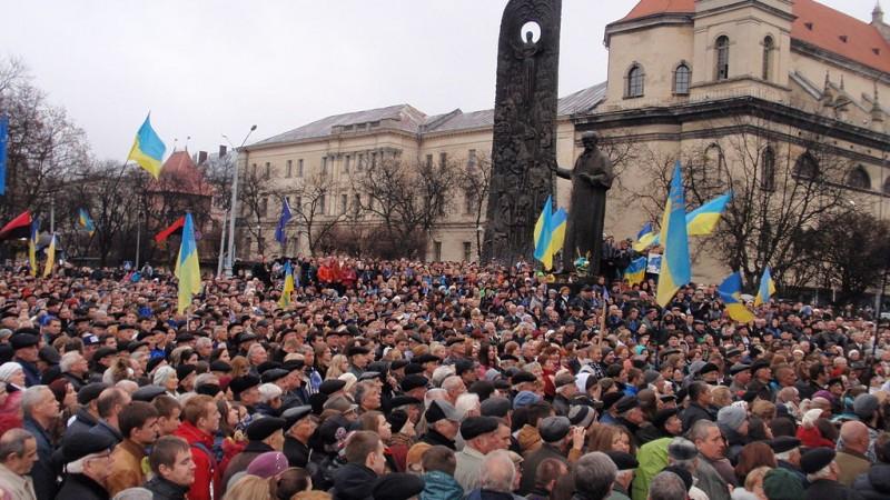 Euromaidan_in_Lviv