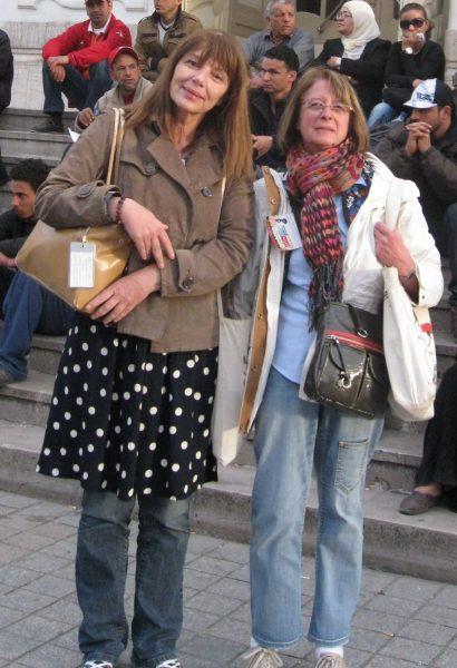 Claire Ulrich & Suzanne Lehn