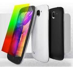 Prototype du nouveau prototype  du smartphone sud-africain. Permission de l'auteur.