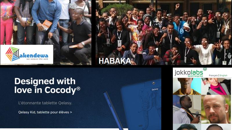 4 communautés tech qui s'épanouissent en Afrique (Akendewa CIV, Habaka, Mg; Qleasy, CIV; JokkoLabs, SEN)