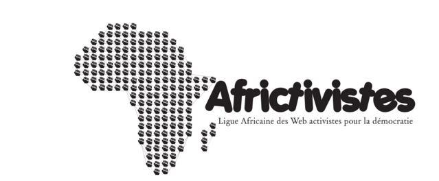 Poster du lancement officiel de la Ligue des Cyber- Activistes africains pour la Démocratie