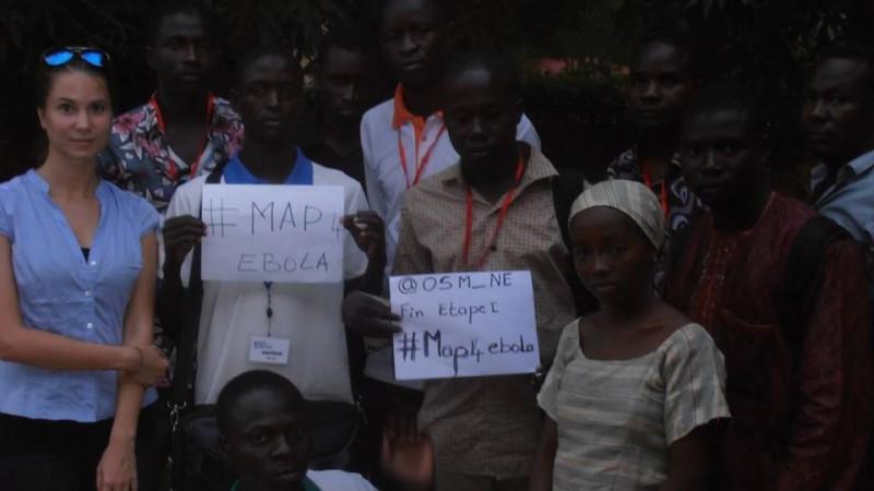 Communauté OSM afrique de l'ouest