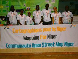 Open Street Map Niger - Forum National des Jeunes sur le Changement Climatique 19 Novembre 2015