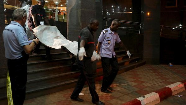Victimes de l'attaque de Ougadougou via Balima Salifou sur twitter