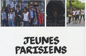 Couverture du livre de Hugues Lawson Body 'Jeunes Parisiens'