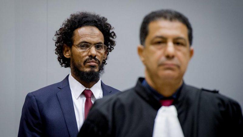 Prozess von AHMAD AL FAQUI am Internationalen Strafgerichtshof