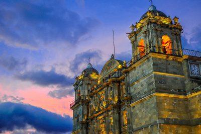 mexique-oaxaca-catedral-metropolitana