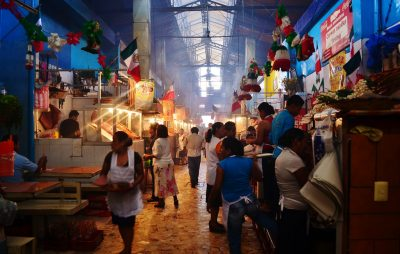 Mexique - Oaxaca - Mercado 20 de Noviembre crédit : MaloMalverde