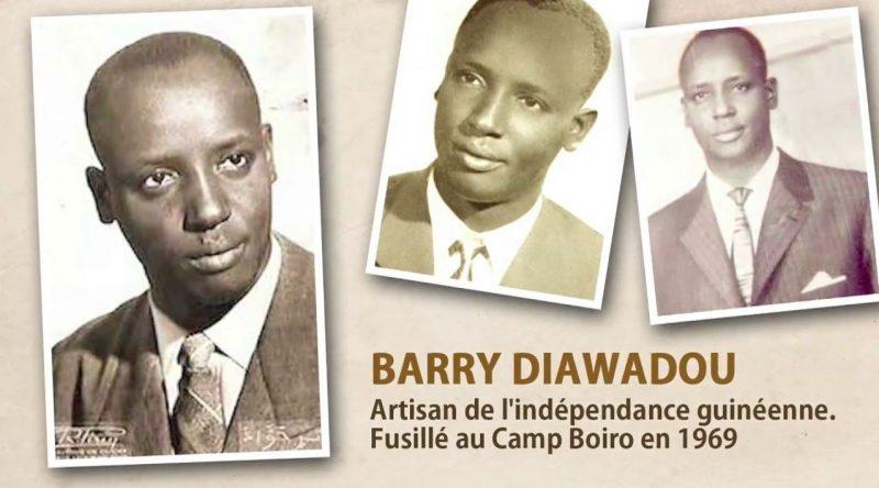 Barry Diawadou via la capture d'écran de la vidéo Camp Boiro: 45 ans après sur YouTube