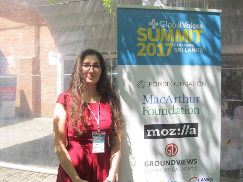 Jade Sommet GV 2017